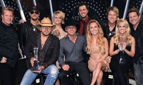 CMT Artists of the Year 2012