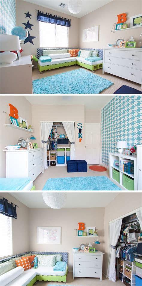 toddler boys room diy budget makeover decor boy