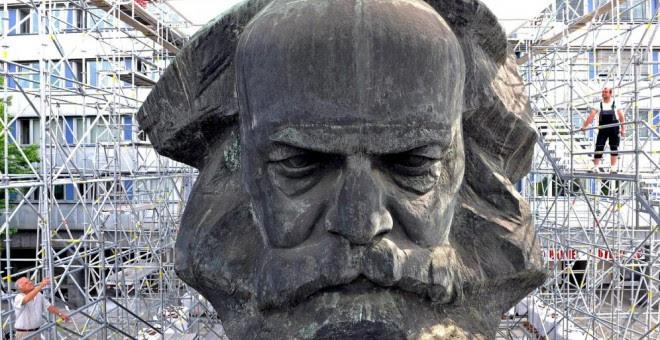 Museo a Karl Marx en Alemania.- EFE