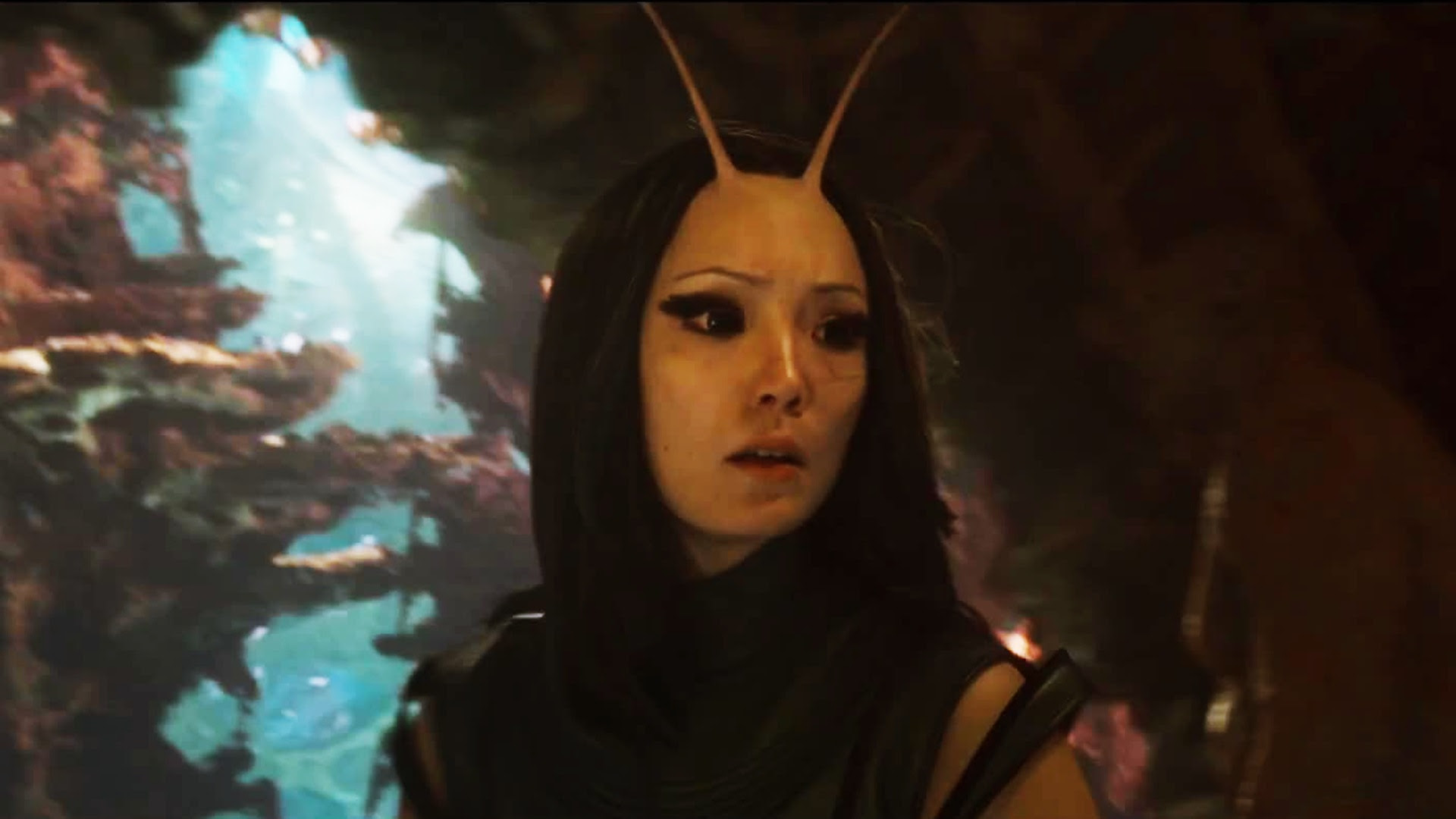 Pom Klementieff Mantis Guardians Of The Galaxy Vol 2 Wallpaper