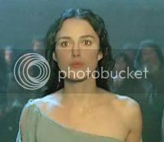 Kiera Knightley in King Arthur