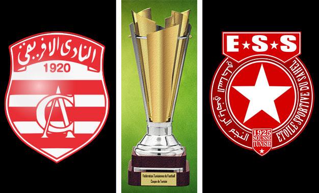 Football Coupe De Tunisie Etoile Du Sahel Club Africain