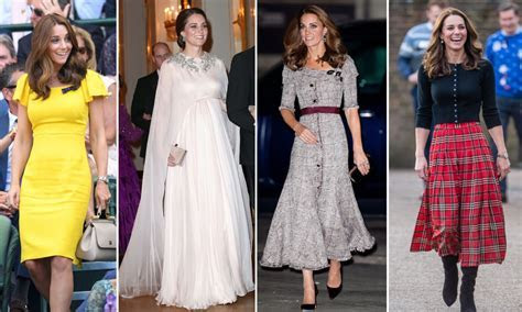 Royal fashion: Kate Middleton's best outfits of 2018   HELLO!