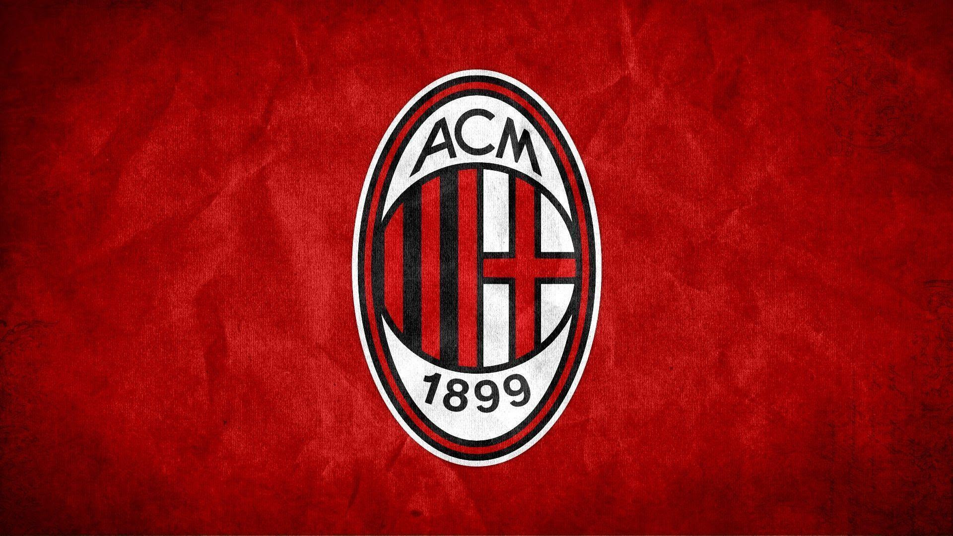 Logo Ac Milan Wallpapers 2016  Wallpaper Cave