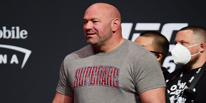 Did fighter's 'terrorist' taunt toward Afghan opponent go too far? UFC president Dana White says no