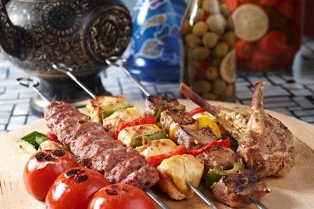 Kebab - Mixed Grill Skewer