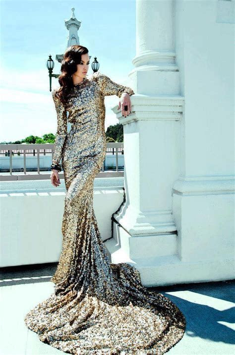 Zhivago Heavy Metal Gown   My Style   Pinterest   Gowns
