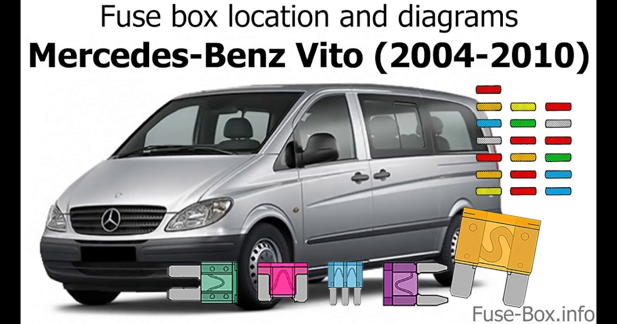 Mercede Benz Vito Fuse Box