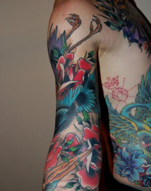 custom tattoos in salem ma by award winning artists at