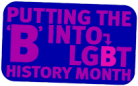 @bisexualhistory - Putting the B in LGBT History Month