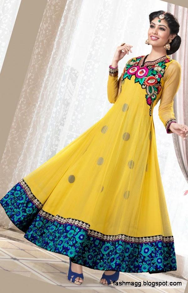 Indian-Anarkali-Umbrella-Frocks-Anarkali-Fancy-Winter-Frock-New-Latest-Fashion-Clothes-Dress-4