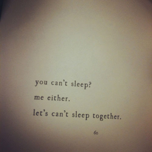 You Cant Sleep Books Quote Quotespicturescom