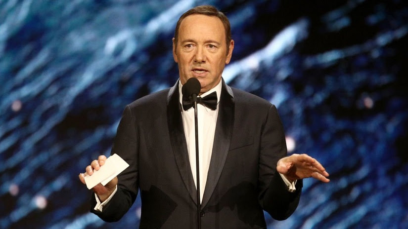 Kevin Spacey/ Image from Twitter/@PeterTatchell