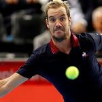 Tennis - ATP - Lyon : Gasquet bat difficilement Janvier, Humbert, Herbert et Lamasine qualifiés