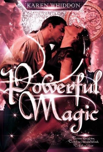 Powerful Magic (Magic Series) by Karen Whiddon