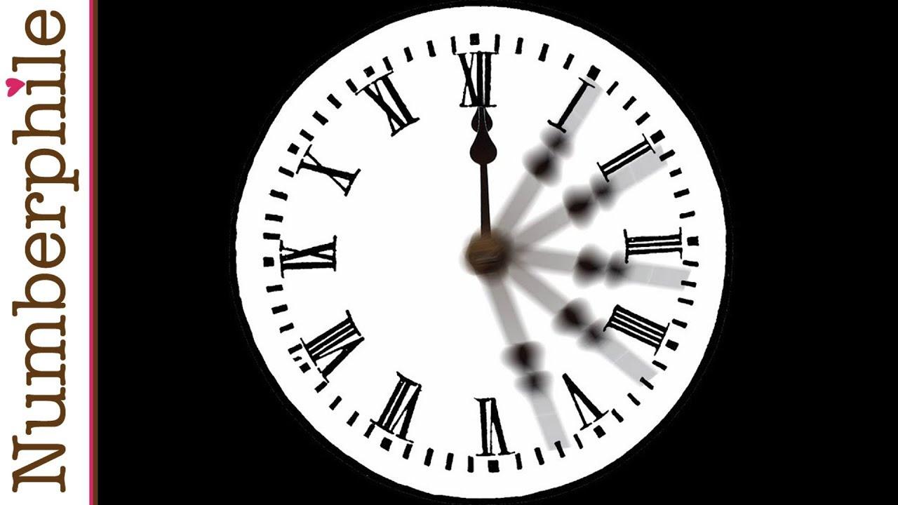 A Qué Horas Se Cruzan Exactamente Las Manecillas De Un Reloj