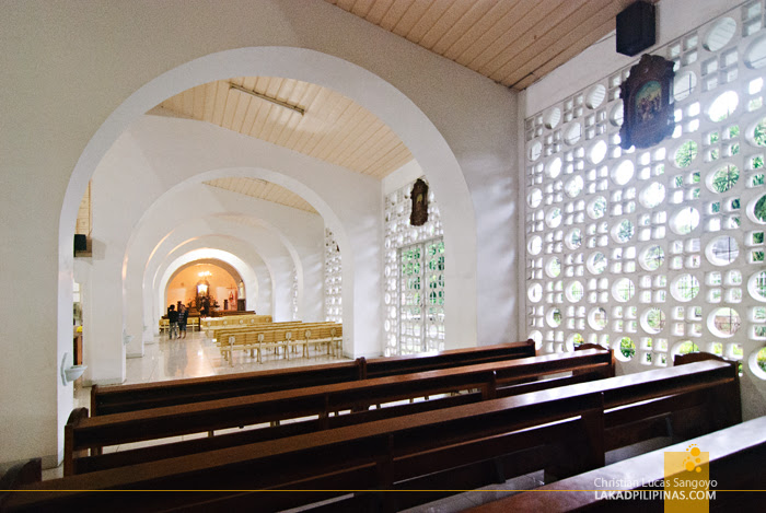 Ozamiz Cathedral Transept