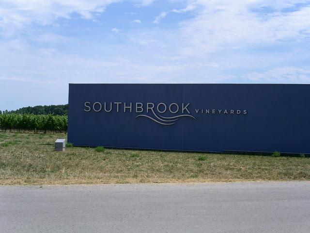 Southbrook Winery - July 2011 - Niagarawatch.com