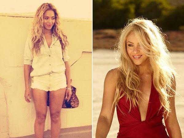 Rihanna Beyonce Shakira Rihanna Age Albums