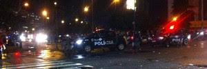 Recife: avenida é liberada (Kety Marinho / TV Globo)