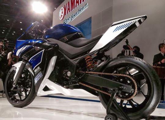 Harga Spesifikasi Dan Foto Yamaha R Terbaru Rico Ade Mandana
