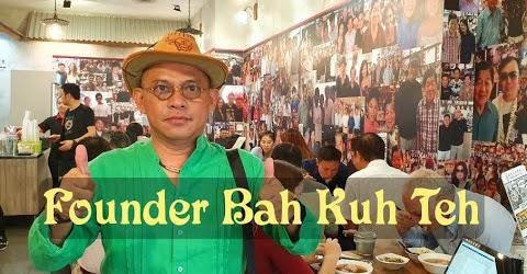 Food For Good #391: Hàng trăm ngôi sao TVB Hongkong đều chết mê Founder Bah Kuh Teh vì sao ?