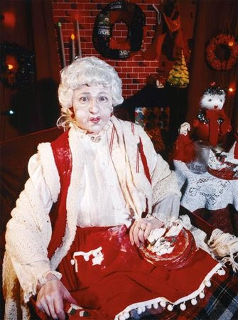 Mrs Claus Cindy Sherman