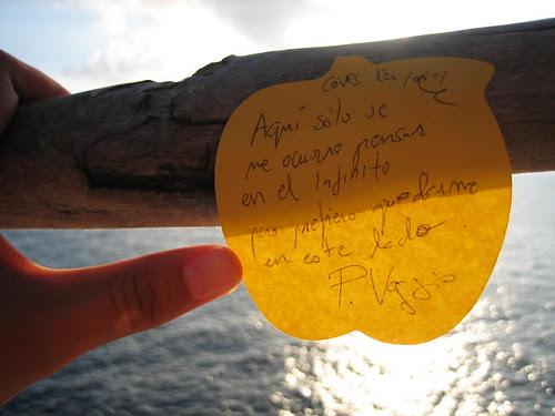 28/08/06 : El Infinito -like Leopardi-