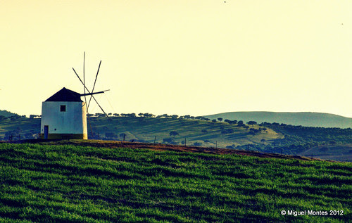 Alentejo Mill by Miguel Montes