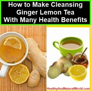how to make cleansing tea