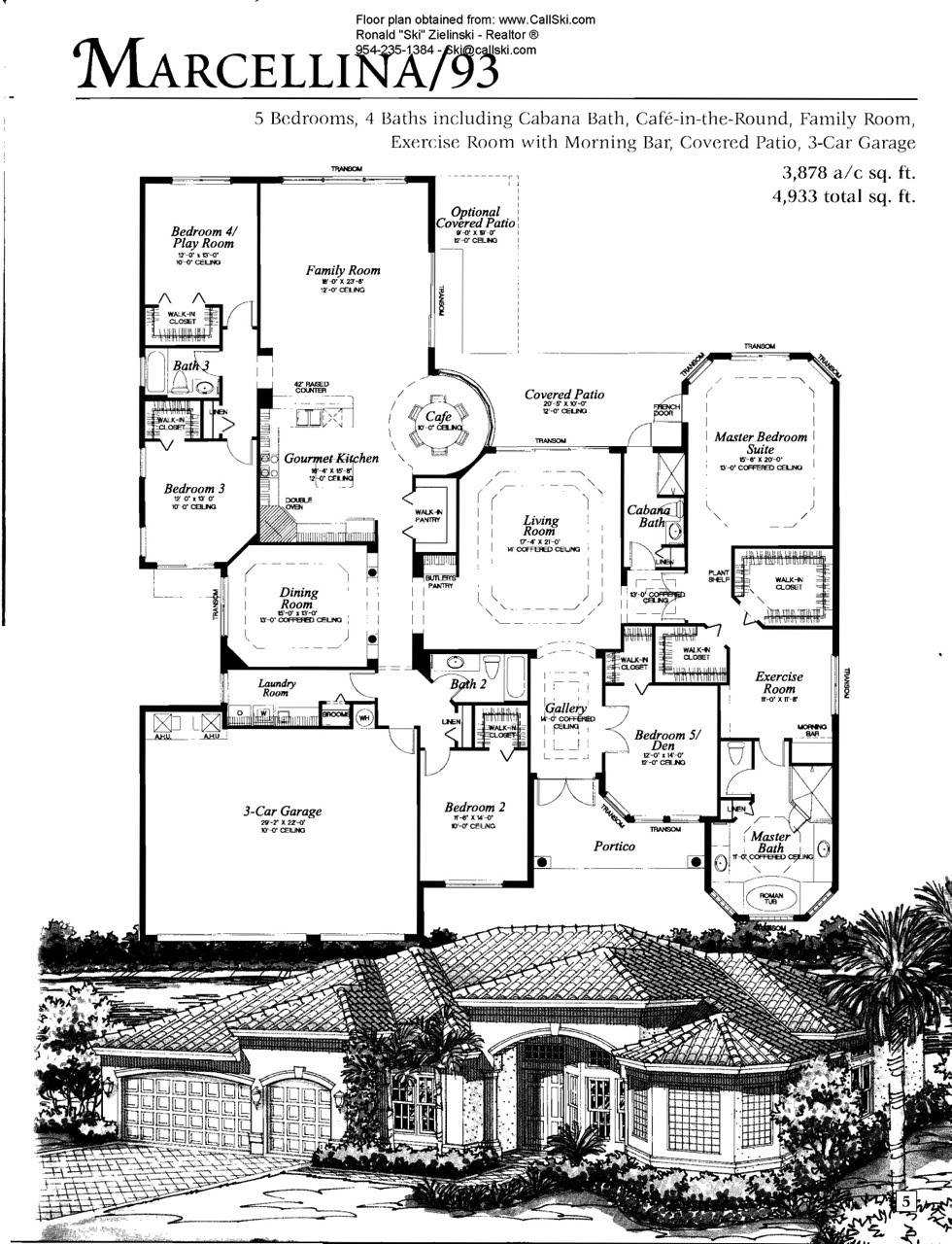 Egret Plan Florida Real Estate Gl Homes - Free Photos