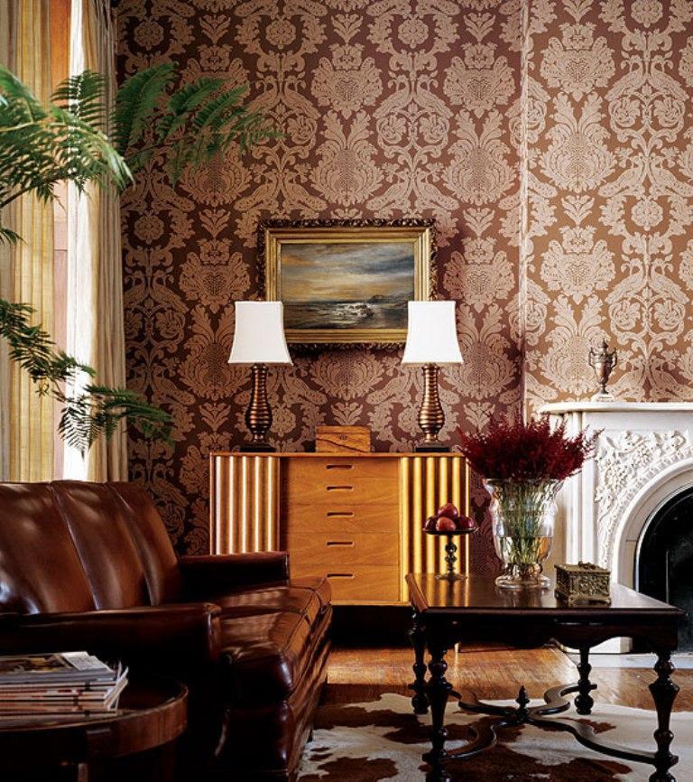 Magical Red Living Room Designs - Location Design.net