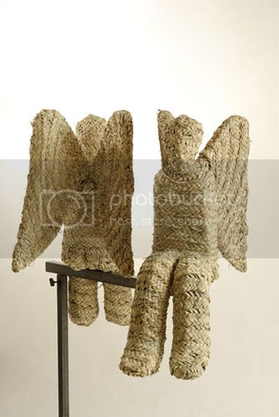 Ahmed Askalany's Weaved Sculpture 10