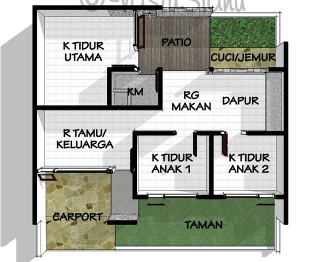 74+ Foto Foto Desain Rumah Kamar 3 Yang Bisa Anda Tiru Download