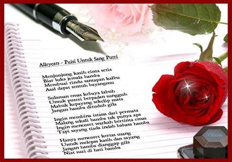 kumpulan puisi cinta romantis buat pacar terbaru kata