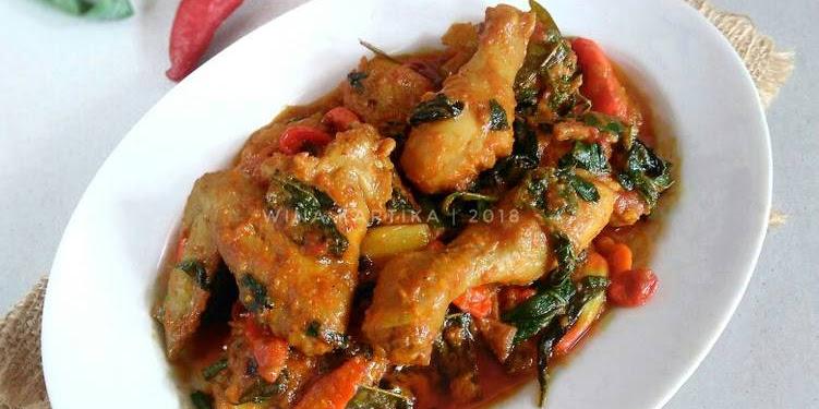 Resep Ayam Woku #pr_marassamanenge Oleh Wina Kartika