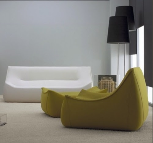 Interesting Bean Bag Chair Designs for Your Modern Home 12