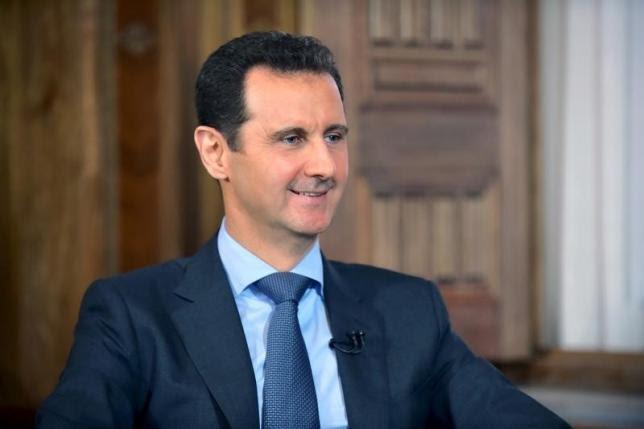 Hình ảnh Tổng thống Syria bất ngờ sang Nga để thảo luận chiến dịch quân sự số 1