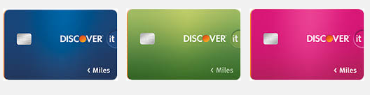Discover It Miles Review - Running with Miles