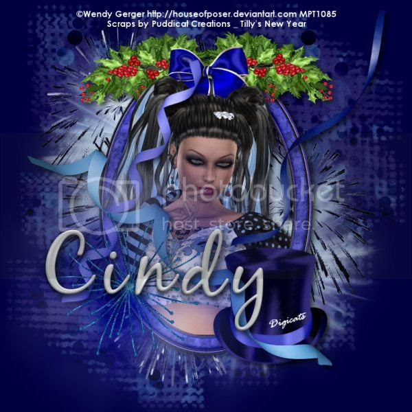 New Year Blues - Cindy