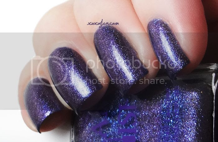 xoxoJen's swatch of Glam Polish Helm's Deep