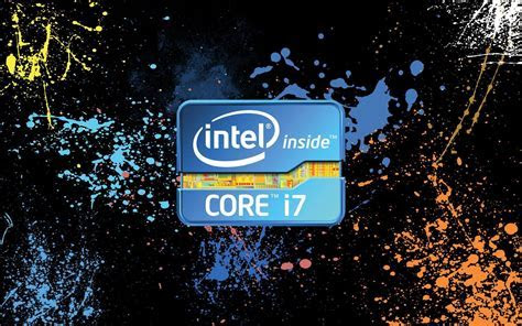 Intel Core i7 wallpapers   Intel Core i7 stock photos