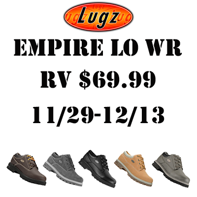 Lugz Holiday