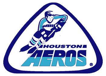 Houston Aeros logo
