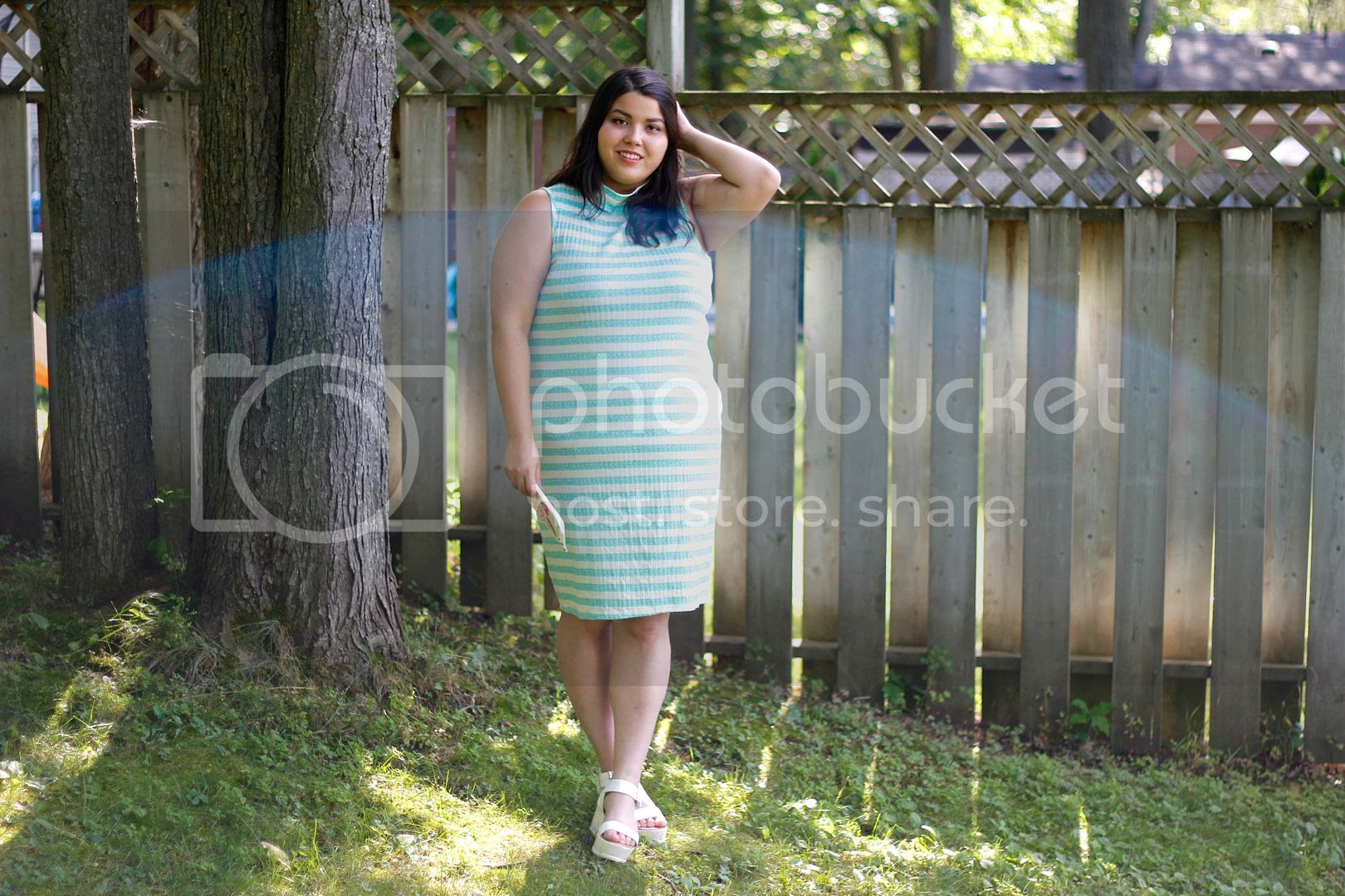 plus size fashion toronto canada blogger 10 dollar mall review clothes fashion outfit plus size