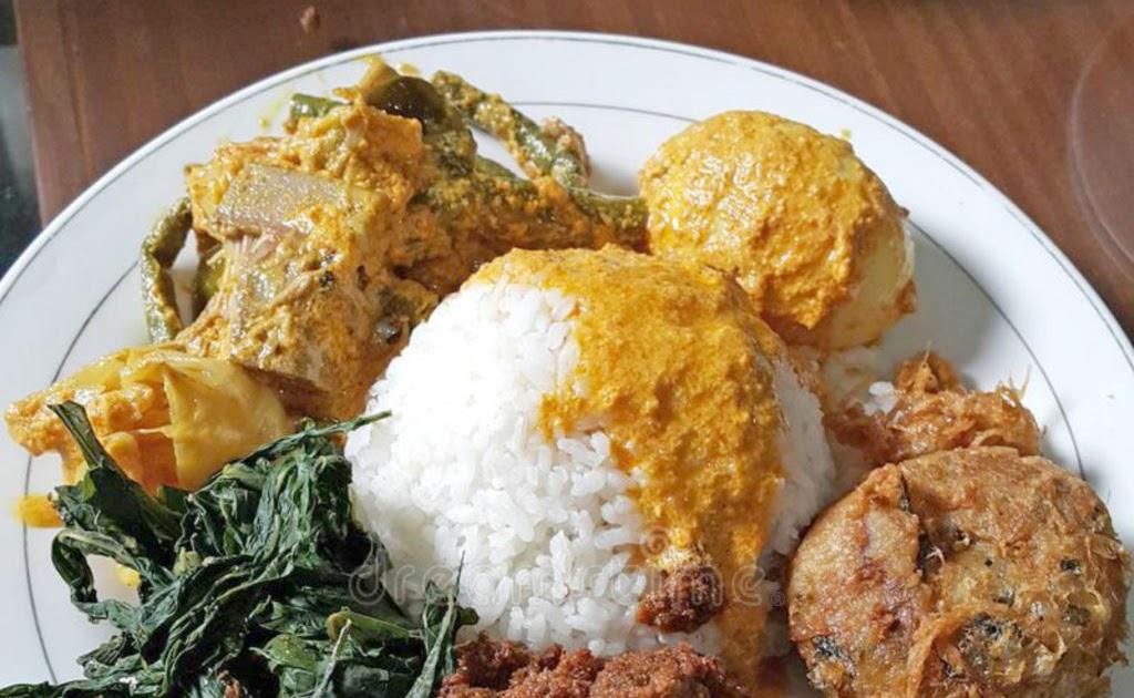 resepi rendang nasi padang percontohan Resepi Sambal Goreng Minang Enak dan Mudah