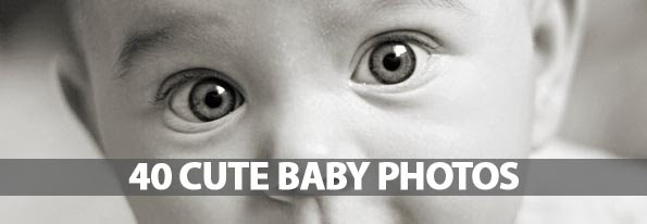 40 Cute Baby Photos That Will Put Smile On Your Face Photography