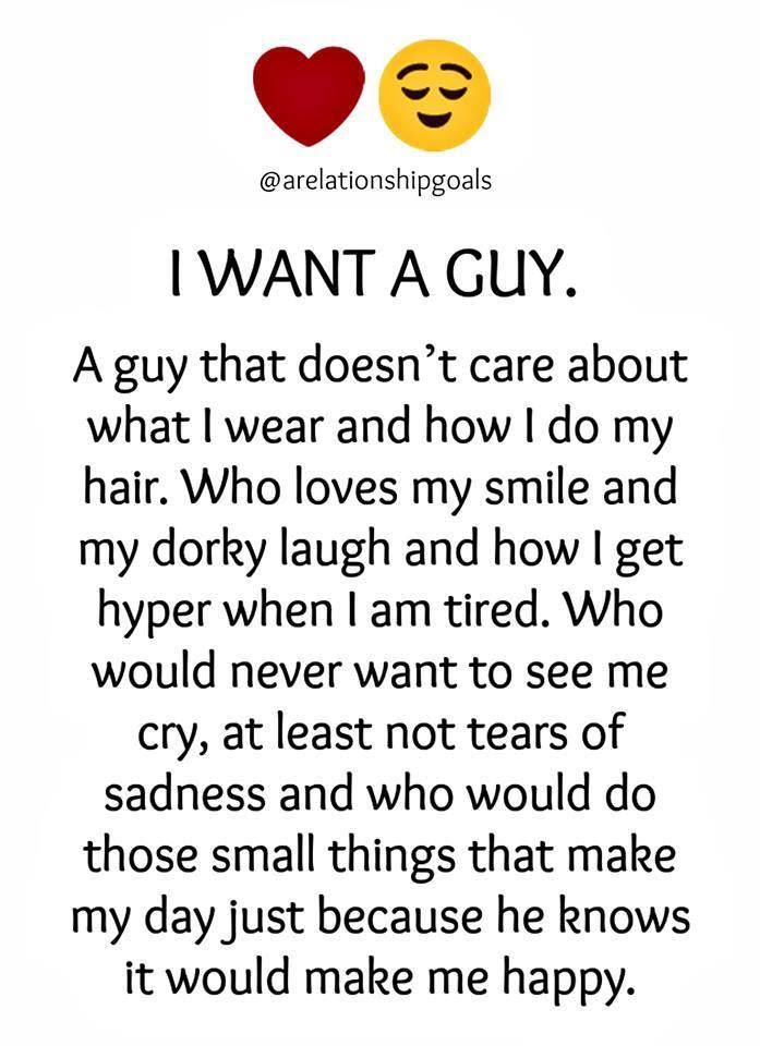 I Want A Guy Pictures Photos And Images For Facebook Tumblr