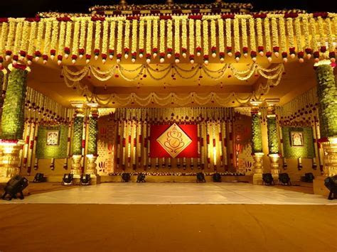 Stage Decoration Service in Delhi Wedding Stage Decorator