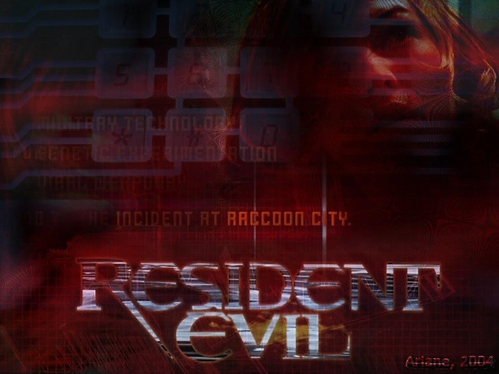 Resident Evil Resident Evil Movie Wallpaper 26012580 Fanpop